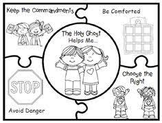 The Holy Ghost Helps Me Coloring Page the holy ghost helps me coloring page from http emmasplacetobe