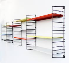 how to put up a shelf without brackets make shelving unit out of