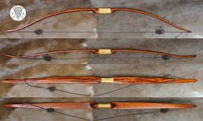handmade bow handmade wooden longbows recurves for sale