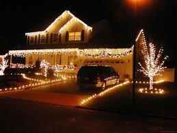 outdoor light display ideas decorations