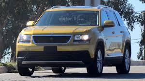 volkswagen crossblue volkswagen crossblue prototype spied in california