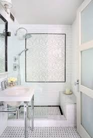 Shower Designs With Bench Shower Remodel Pictures Bathroom Traditional With Hexagon Tile