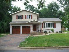 split level house plan exterior colors diy home improvement