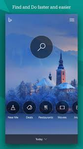 microsoft u0027s bing app can now search by photo notify you when a
