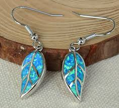 blue opal earrings best blue fire opal earrings photos 2017 u2013 blue maize