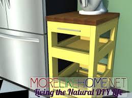diy kitchen cart lovable build kitchen cart 8 diy kitchen islands for every budget