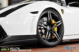 lamborghini gallardo wheels carbon rims on the gallardo superleggera courtesy of cor wheels