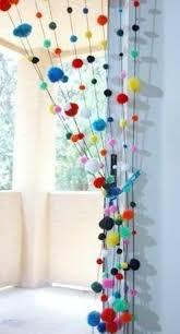 Pom Pom Decorations 32 Lovely Pompom Décor Ideas For Your Interior Digsdigs