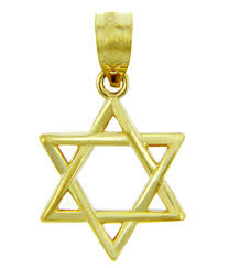 necklace pendants charms images Jewish charms and pendants 14k yellow gold star of david pendant jpg