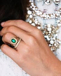 vintage emerald engagement rings vintage emerald diamond rings emerald vintage wedding rings for