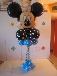 mickey mouse balloon decoration mickey u0026 minnie mouse