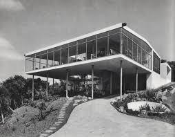 casa siege social sao paulo casa de vidro dona lina bo bardi c 1951 photo from