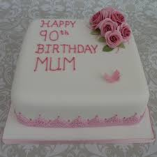 90th birthday cakes other birthday cakes cakesbykit