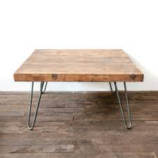 Diy End Grain End Table Coffee Table Butcher Block Coffeele Oak Plansles For Sale