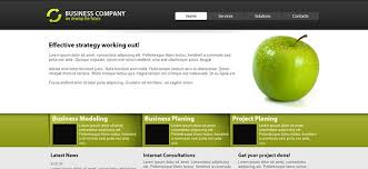 free website css templates business templates corporate