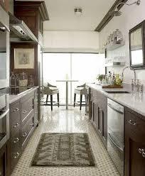 Vintage Galley Kitchen - galley kitchen designs u2014 the clayton design contemporary galley