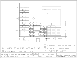 Bathroom Remodel Estimate Template by Bathroom Remodeling Cost Calculator And Scheduling