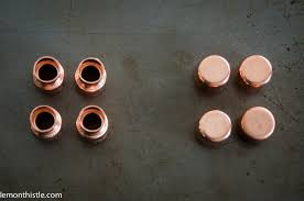 Finials For Curtain Rod Remodelaholic Upcycled Copper Pipe Curtain Rod