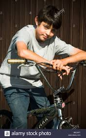 Cool Stock by Young Kid On Cool Bmx Bicycle Riding Outside Lifestyle People