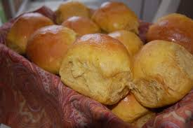 pumpkin spice rolls yeast rolls with pumpkin moist and
