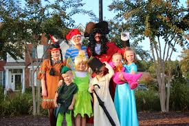 welcome to the krazy kingdom potter family halloween 2014 peter pan