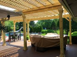 Deck With Pergola by 136 Best Chicago Area Pergola Builder Images On Pinterest