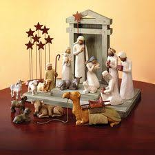 25 unique willow tree nativity set ideas on willow