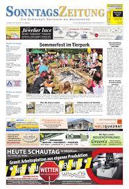 Zeus Bad Iburg Sonntagszeitung 26 7 2015 By Sonntagszeitung Issuu