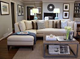 Love The Wall Color And All The Neutral Colors I Could Add Pops - Adding color to neutral living room