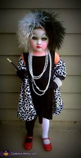 Devil Halloween Costumes Kids Cruella Devil Costume Girls
