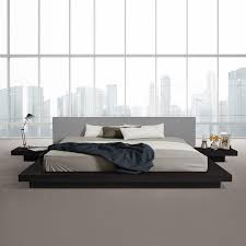 Best  Black Platform Bed Ideas On Pinterest Duplex Apartment - Contemporary platform bedroom sets