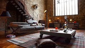 3 Stylish Industrial Inspired Loft Industrial Style 26 Ideas For Your Home Youtube