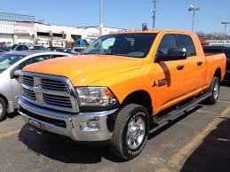 Dodge Ram Orange - 2013 official picture thread page 4 dodge cummins diesel forum