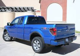 Ford F150 Truck 2011 - 2011 ford f 150 fx4 supercab rugged and refined truck talk