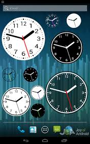 analog clock widgets for android 10 best analog clock widgets for android
