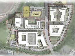 Building Site Plan Highland District Latest Development Approved In Tysons East