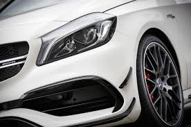 mercedes 45 amg white 2016 mercedes amg a45 4matic review