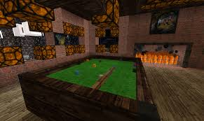 build a pool table how to build a pool table in minecraft rightful73vke
