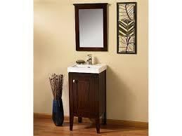 18 in bathroom vanity bathroom vanity inch single sink cabinet