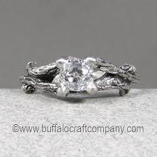 nature inspired engagement rings world nature inspired engagement rings wedding bands