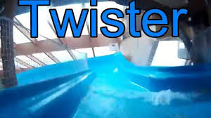 Therme Bad Schallerbach Aquapulco Bad Schallerbach Twister Reifenrutsche Youtube