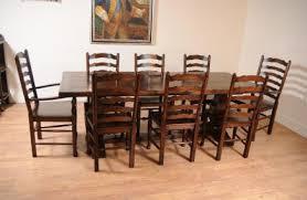 oak kitchen table u2013 home design and decorating