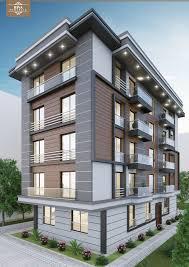 Best Apartment Buildings Images On Pinterest Architecture - Apartment facade design