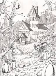 coloring download advanced halloween coloring pages advanced