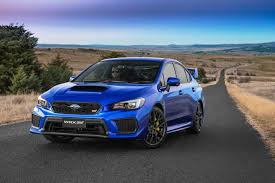 subaru truck 2018 updated 2018 subaru wrx u0026 wrx sti land new spec r tops range
