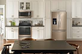 kitchen appliance colors whirlpool revisits the bronze age with new color option jlc online