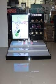 high quality acrylic nail polish display rack for lancome