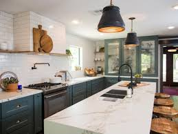 Kitchen Counter Island Ideas For Styling Your Kitchen Counters Hgtv S Decorating