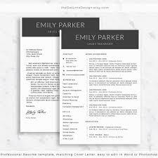 Best Professional Resume Format Cover Letter For Resume Template Cover Letter Resume Example