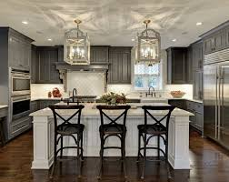 grey kitchen cabinets with brown wood floors the psychology of why gray kitchen cabinets are so popular